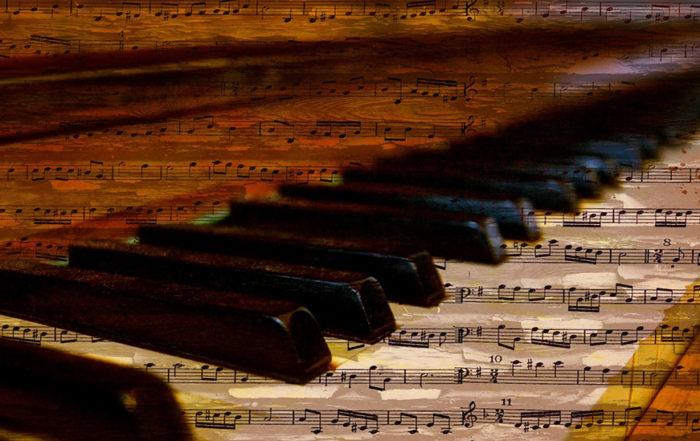 amoure kleu author old piano man