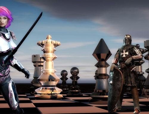 Queens Gambit by Walter Tevis