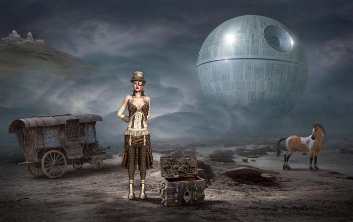 Amoure Kleu, Fantasy Author, Creative Writing, The Ancient Figurine